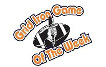 Grid Oron Game of the Week